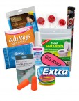 ladies-pamper-pack-bathroom - Festival Camping Gear - Pamper The Camper