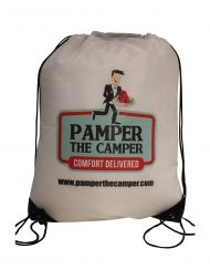 pamper-pack-white - Festival Camping Gear - Pamper The Camper