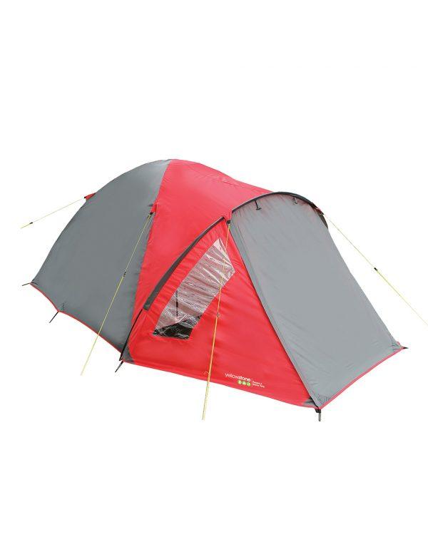 4 peson Ascent 1 - Festival Camping Gear - Pamper The Camper