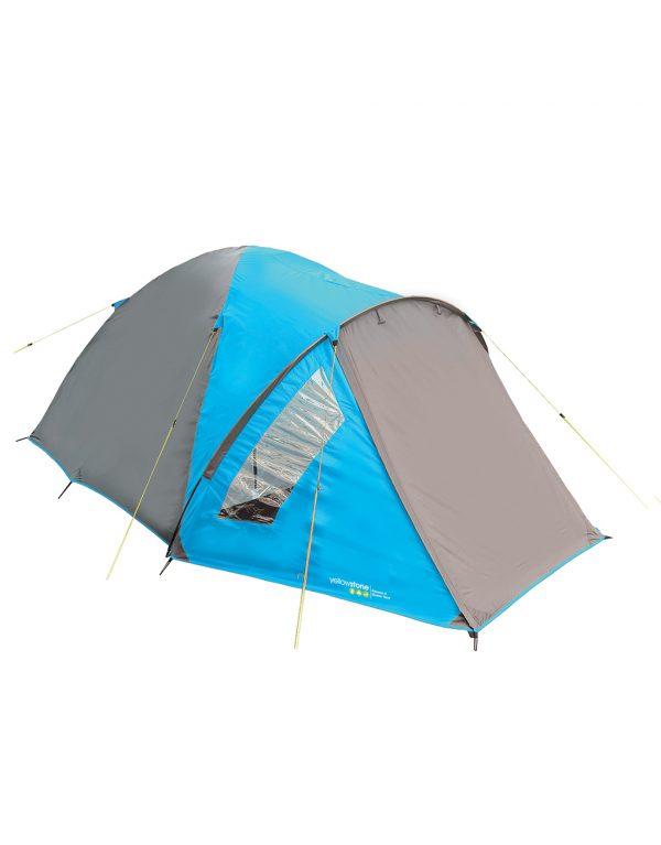 4 peson Ascent 3 - Festival Camping Gear - Pamper The Camper