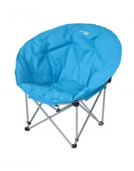 Delux orbit Chair-BLUE - Festival Camping Gear - Pamper The Camper