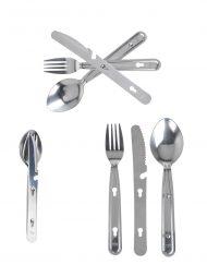 Steel Cutlery - Festival Camping Gear - Pamper The Camper