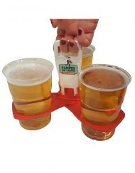cup holder open hand