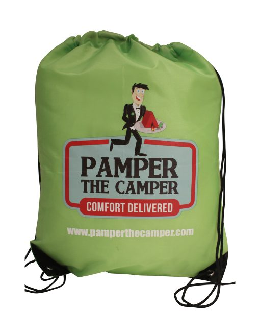 pamper-pack-green - Festival Camping Gear - Pamper The Camper