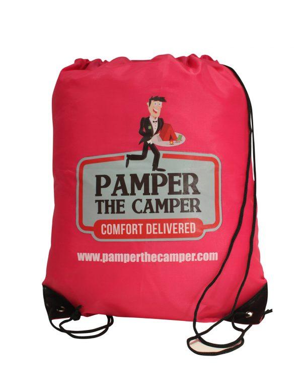 pamper-pack-red - Festival Camping Gear - Pamper The Camper
