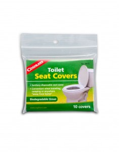 toilet seat covers - Festival Camping Gear - Pamper The Camper