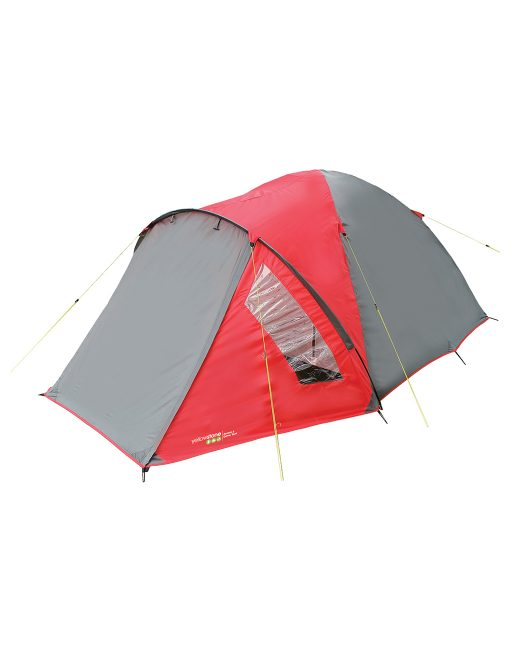 3 person Ascent 2 - Festival Camping Gear - Pamper The Camper