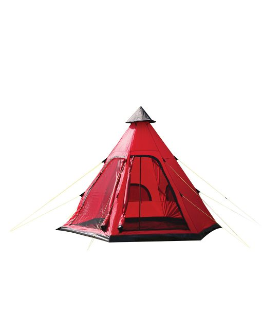 4 person Tipi 1 - Festival Camping Gear - Pamper The Camper